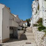 Beach Apartments Lavica - Compound