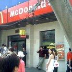 麦当劳照片