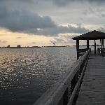 Fishing Pier on Lake Shelby