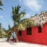 Watermelon Beachfront Casita
