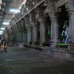Kanchipuram Ekambaranathar temple 1000 pillar hall