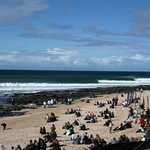Now you can see why Jeffreys bay is the ultimate surfing spot in Africa