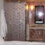 Romantic shower
