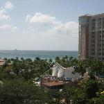 Ocean View from the 6th Floor