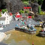 Crail in Lego land
