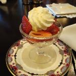 High Tea at the Empress Hotel Victoria, BC