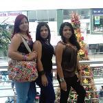 Nathaly, La Chichi and I