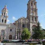Catedral de Santiago de Saltillo