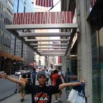 Manhattan Mall Foto