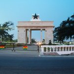 Independance Square Osu, Accra, Ghana the Arch of Independance Erected in 1957