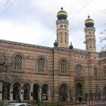 Sinagogue - biggest in Europe, btw!