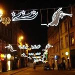 Christmas in Krakow, Poland