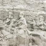 Stone Mountain...famous carving