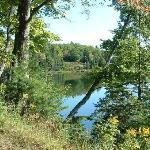 View of Halfway Lake