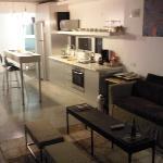 palermo loft - kitchen