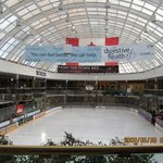 The Ice Palace.You will find plenty of magic and sparkling lights under the giant glass dome of