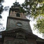 st. paul's  world trade center site // manhattan island // new york city  built in 1766, st.