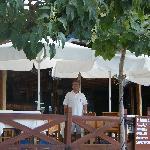 George Clooney Marina Restaurant