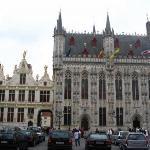Brugge, the Stadhuis