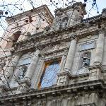 Iglesia de San Ildefonso o Iglesia de los Jesuitas. Toledo