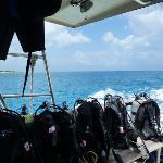 Aqua Safari Dive Shop ภาพถ่าย