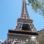 The Effiel Tower at Paris