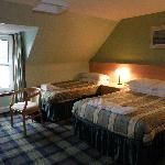 The family room- Pier Hotel