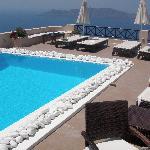 The wonderful pool!