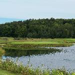 The Bear Golf Course - No. 9 par-3