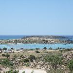 plage d Elafonissi