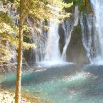 Burney Falls, near Redding, CA