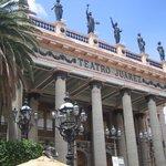 Juarez Theater (Teatro Juarez)
