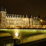 La Conciergerie & Pont au Change Paris, France