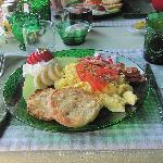 Breakfast at Rockmere