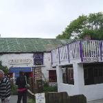 'Teestube' in Dingle