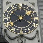 Clock Tower - Zytglogge ภาพถ่าย