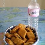 Makroud et eau tunisienne