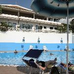 Hotel Villaggio Pineta Petto Bianco Foto