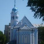Igreja de Santa Isabel / Igreja Azul