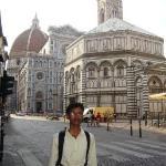 the piazza del duomo