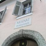 Mozart's Residence, Salzburg