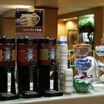 24 hour Coffee bar