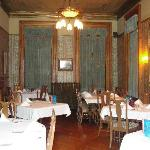 One of the dinning areas