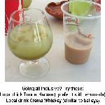 Local drinks