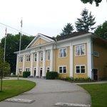 Langley Centennial Museum Photo