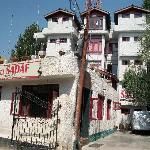 Entrance, Front View of Hotel Sadaf