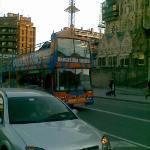 Barcelona Bus Turistic ภาพถ่าย