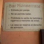 Photo of Bar Monserrate