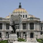Mexico 2008. Mexico City.  Arts Palace.