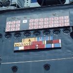 Battleship North Carolina ภาพถ่าย